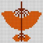 Alpha pattern #86362
