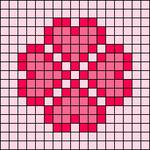 Alpha pattern #86375