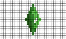 Alpha pattern #86378