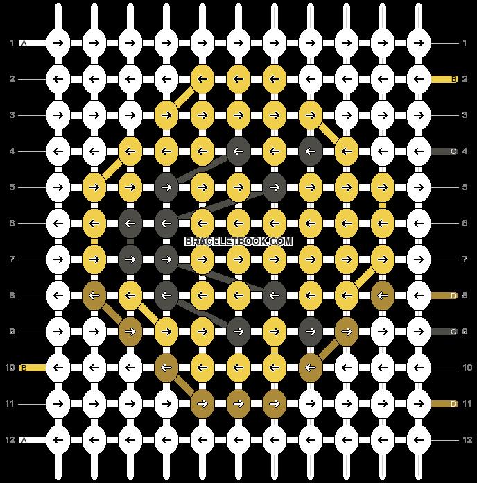 Alpha pattern #86387 pattern