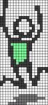Alpha pattern #86422
