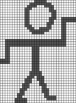 Alpha pattern #86423