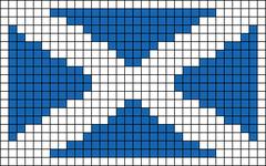 Alpha pattern #86438