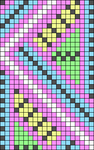 Alpha pattern #86444