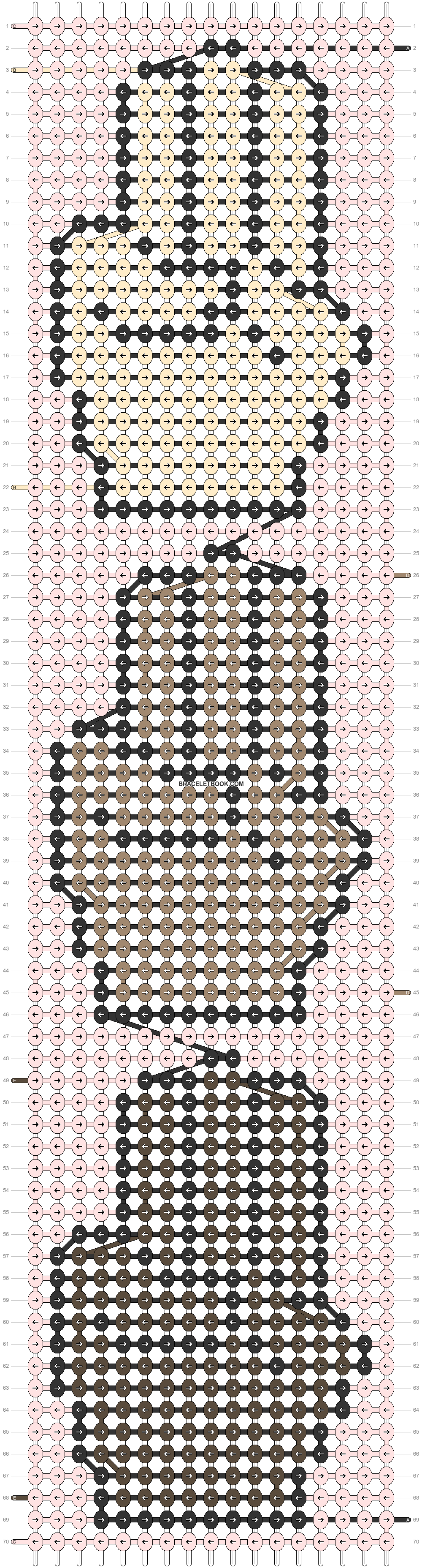 Alpha pattern #86454 pattern