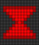 Alpha pattern #86455