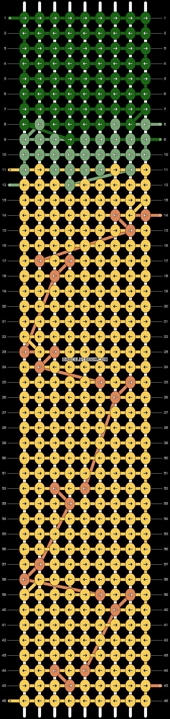 Alpha pattern #86461 pattern