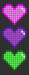 Alpha pattern #86476