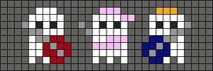 Alpha pattern #86482