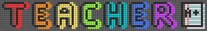Alpha pattern #86500