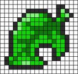 Alpha pattern #86520
