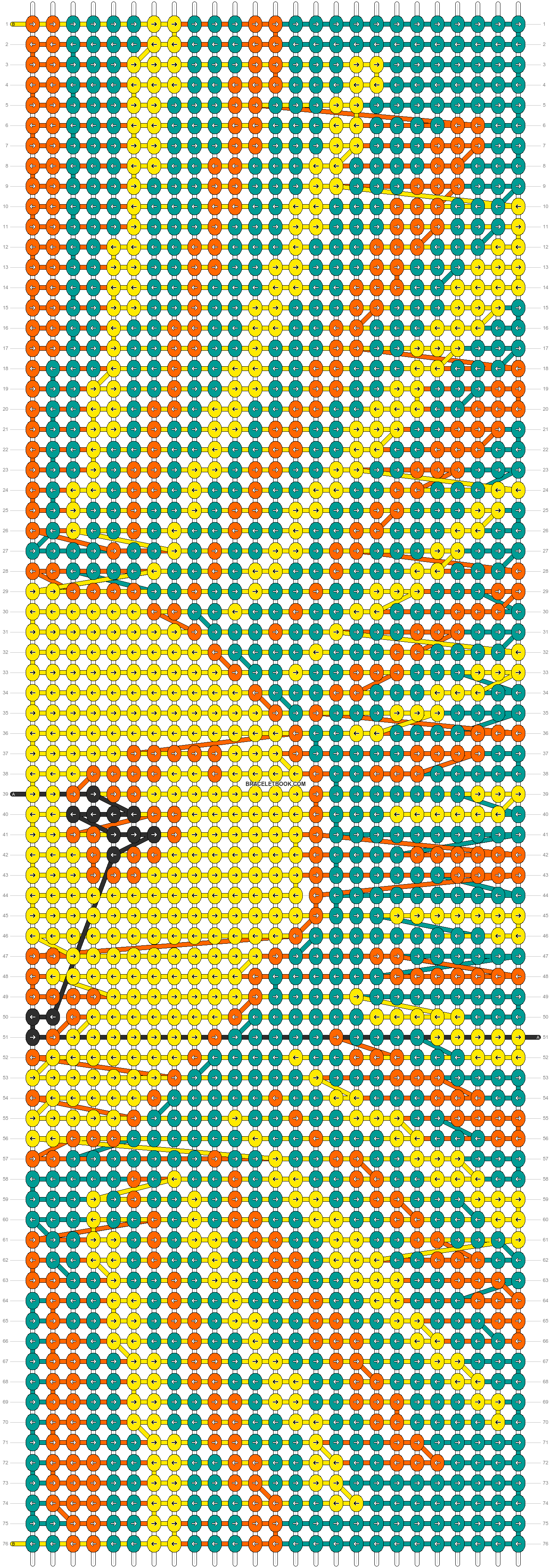 Alpha pattern #86532 pattern
