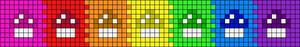 Alpha pattern #86548