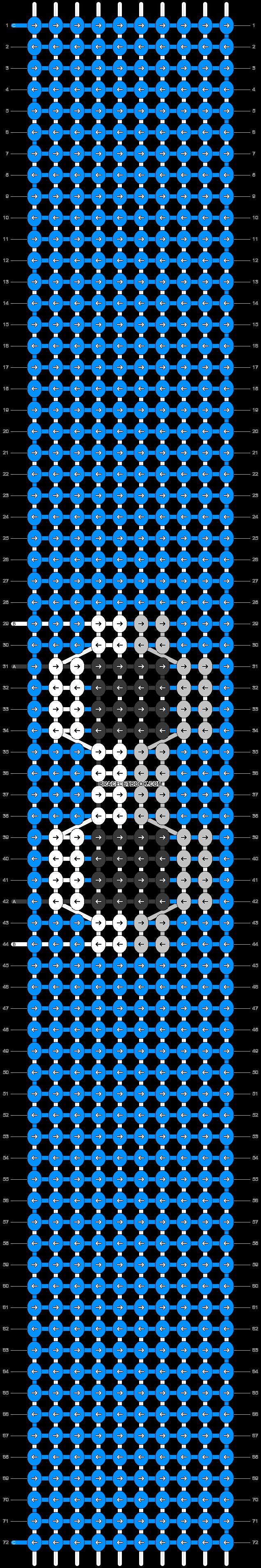 Alpha pattern #86558 pattern