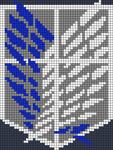 Alpha pattern #86559