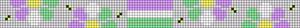 Alpha pattern #86570