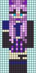 Alpha pattern #86580