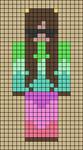 Alpha pattern #86593