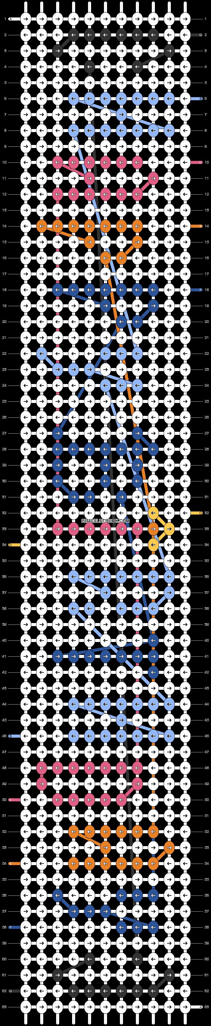 Alpha pattern #86595 pattern
