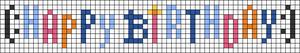 Alpha pattern #86595