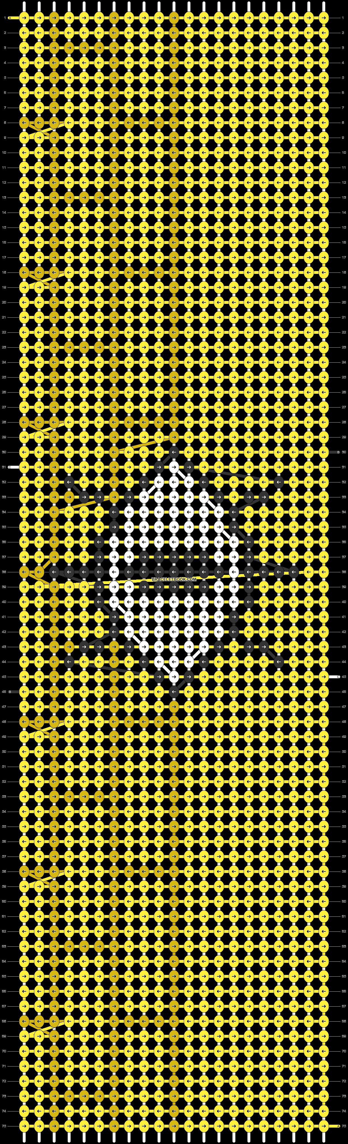 Alpha pattern #86596 pattern