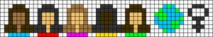 Alpha pattern #86605