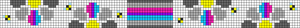 Alpha pattern #86623