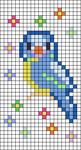Alpha pattern #86631