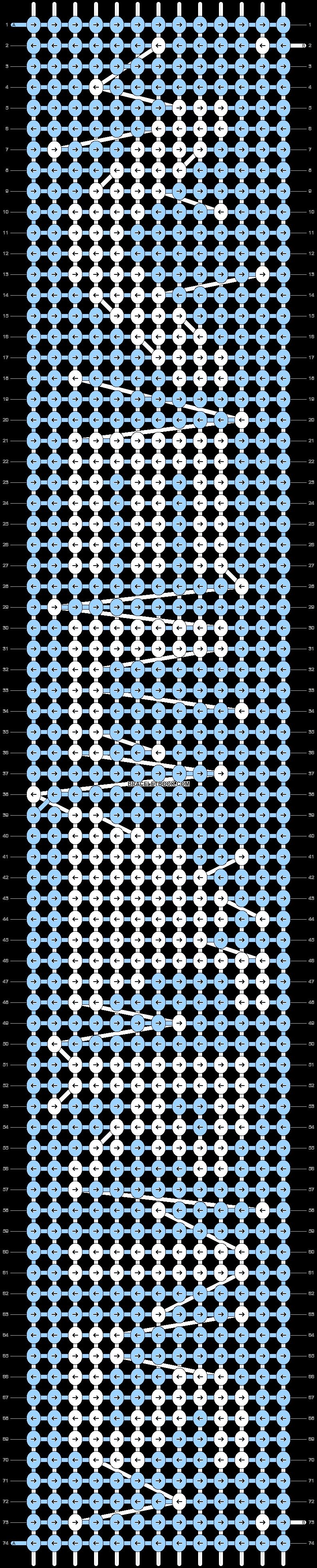 Alpha pattern #86644 pattern