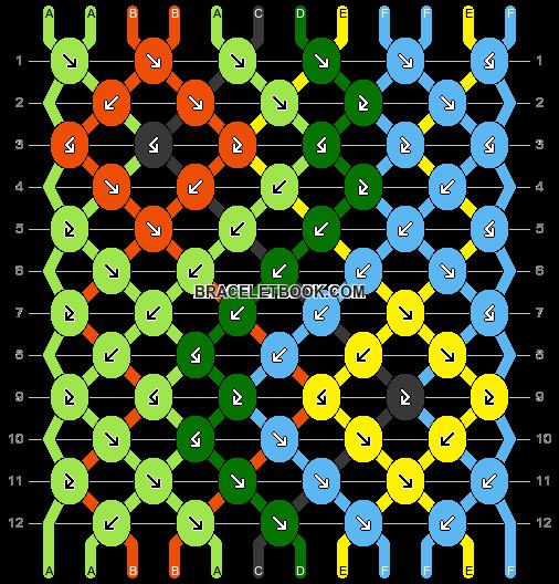 Normal pattern #86662 pattern