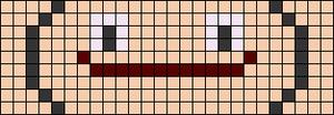 Alpha pattern #86667