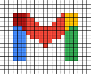 Alpha pattern #86672