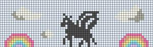 Alpha pattern #86732