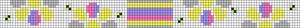 Alpha pattern #86735