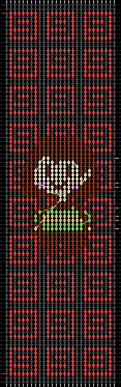 Alpha pattern #86737 pattern