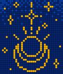 Alpha pattern #86757