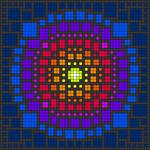 Alpha pattern #86762
