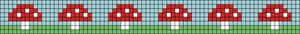 Alpha pattern #86763