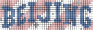 Alpha pattern #86765