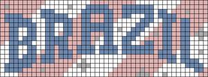 Alpha pattern #86766