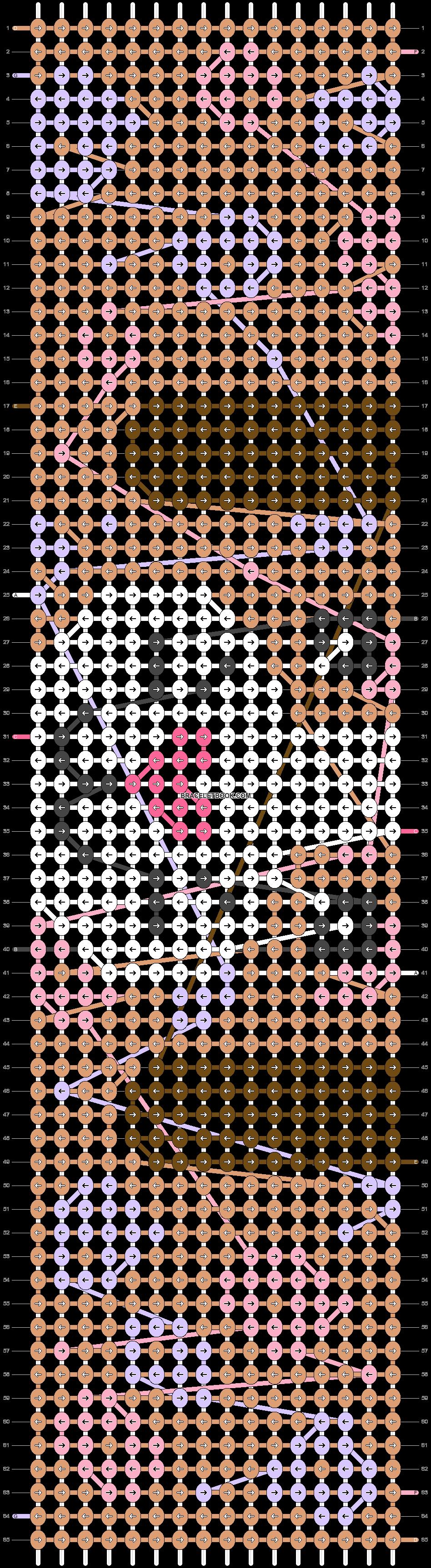 Alpha pattern #86788 pattern