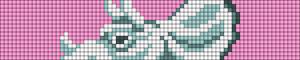 Alpha pattern #86797