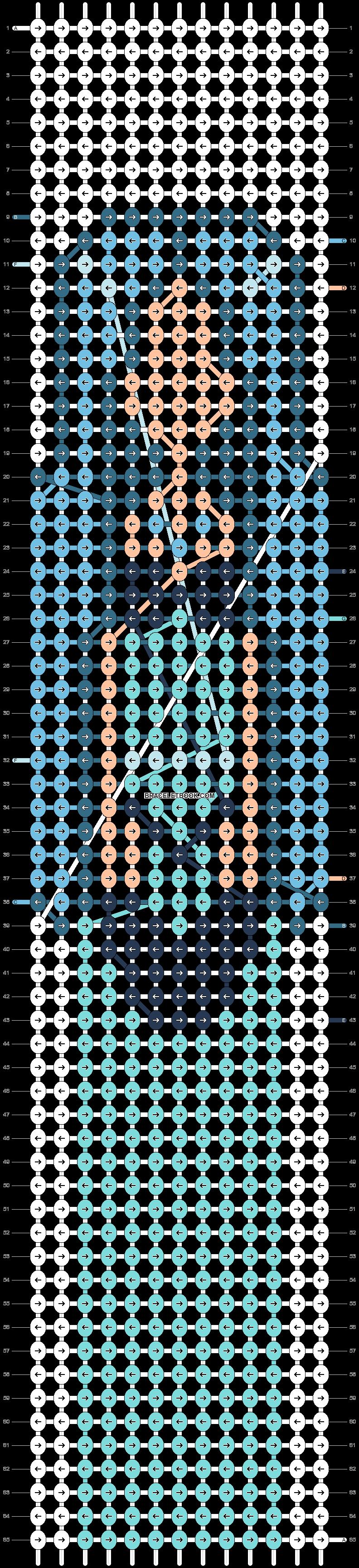 Alpha pattern #86799 pattern