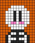 Alpha pattern #86829