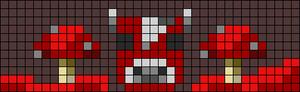 Alpha pattern #86833