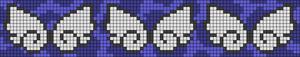 Alpha pattern #86834
