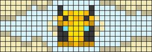 Alpha pattern #86838