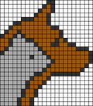 Alpha pattern #86844
