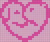 Alpha pattern #86850