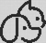 Alpha pattern #86857